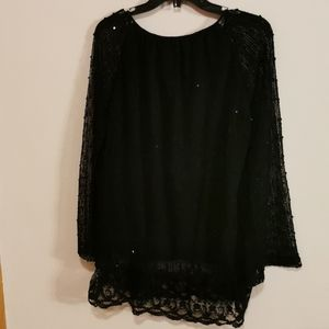 Easel blouse size S